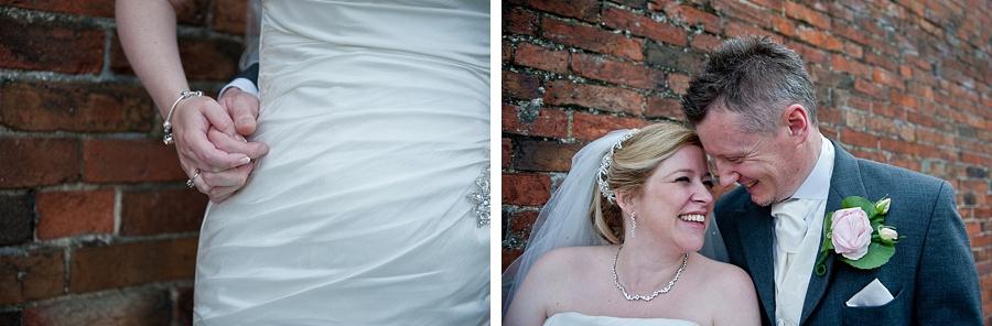 """Stratford Upon Avon"" wedding photography couple portraits wall rings romantic"