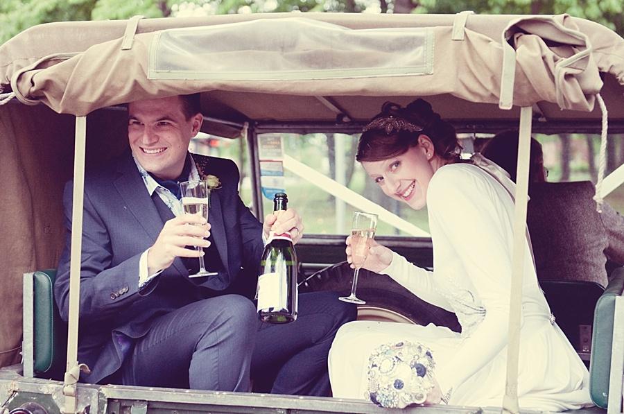 "vintage wedding ""St Francis"" Church Bournville Birmingham"