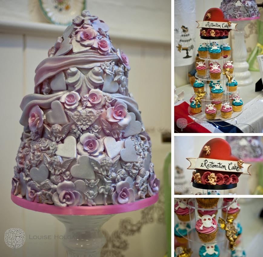 restoration cake alternative wedding