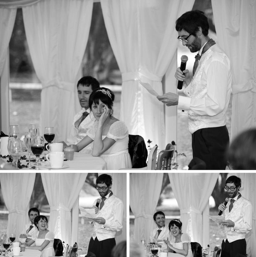 speeches emotional wedding New Hall Birmingham documentary photography