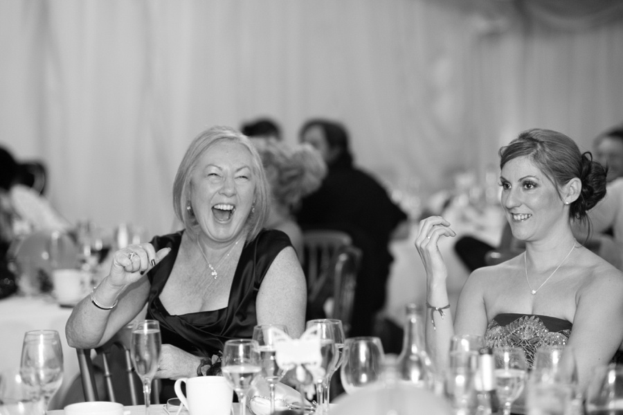 speeches laughing wedding New Hall Birmingham documentary photography