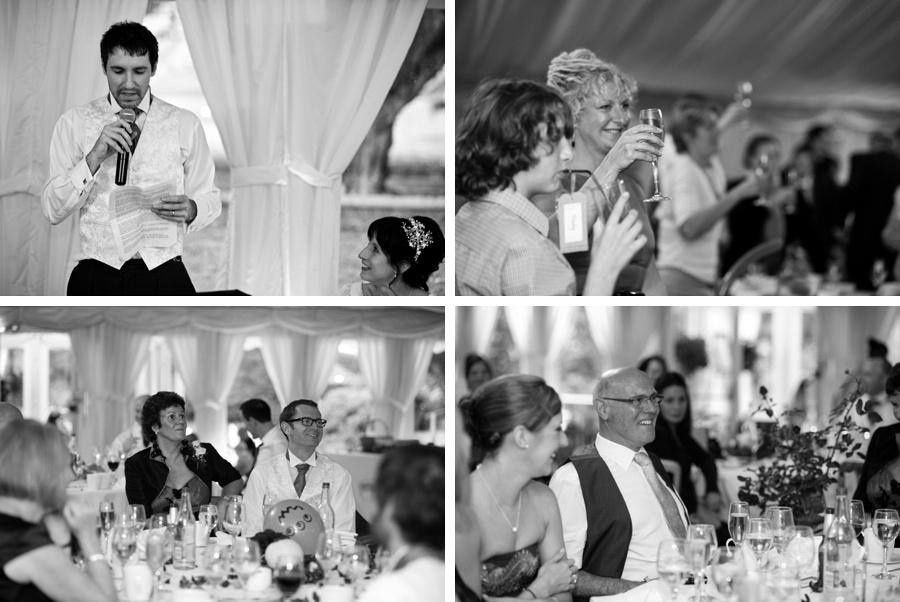 speeches guests toast wedding New Hall Birmingham documentary photography