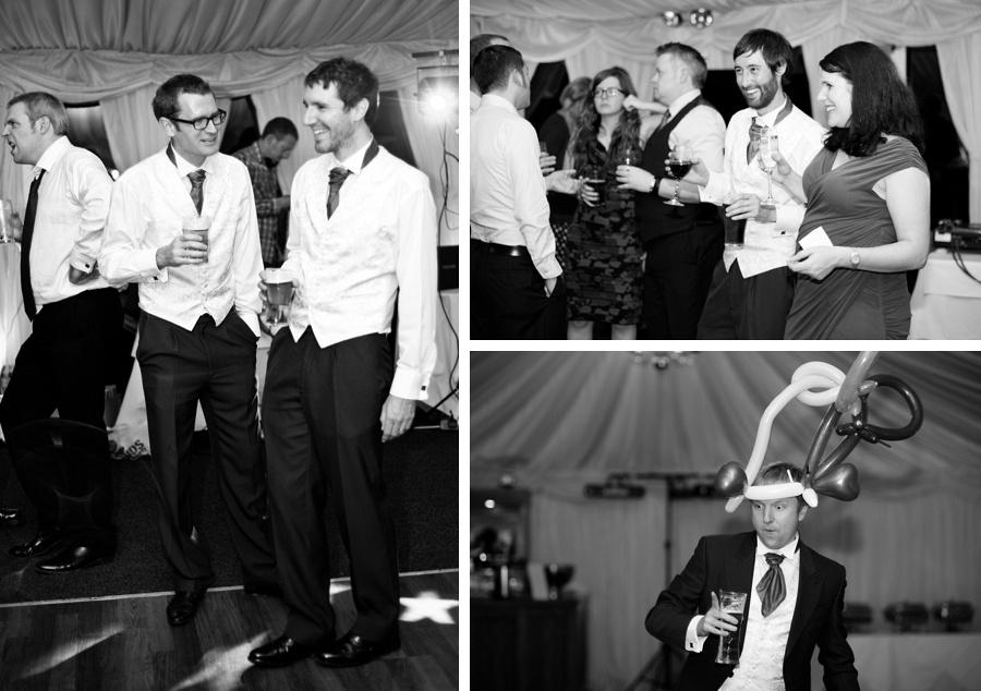 guests wedding reception New Hall Birmingham reportage wedding photography