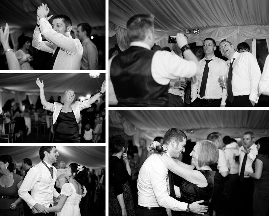 documentary wedding photography evening reception dancefloor