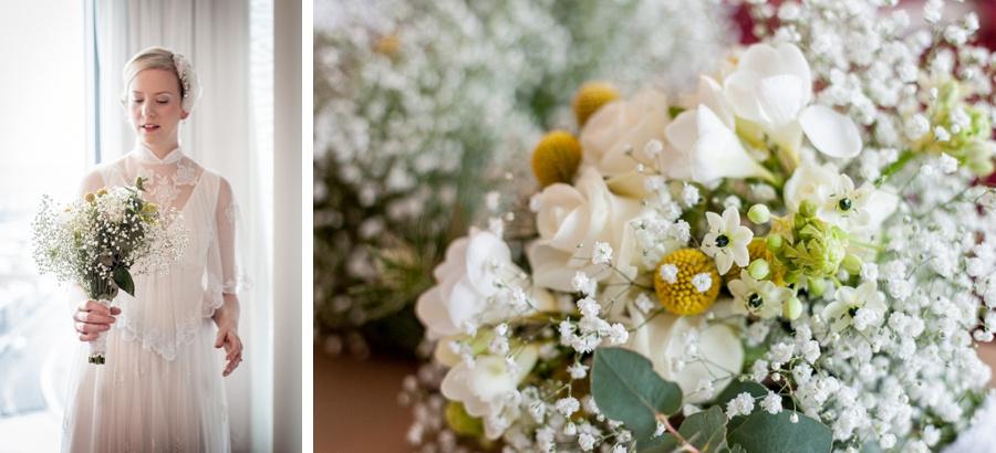 "vintage wedding photography photographer ""Fazeley Studios"" Birmingham bride bouquet natural documentary"