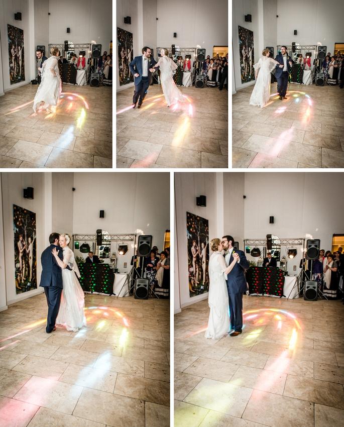 "Birmingham wedding photographer ""Fazeley Studios"" vintage photography ""first dance"""