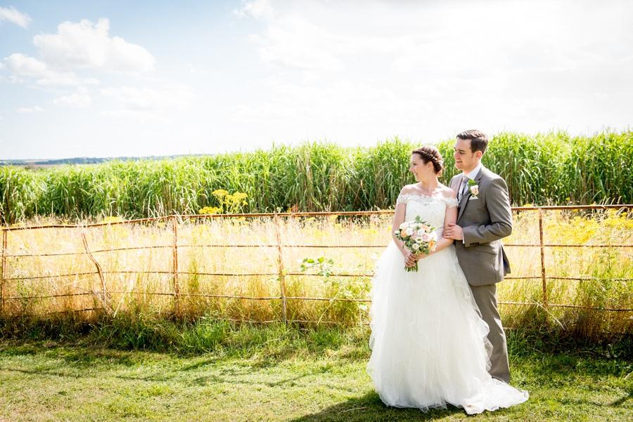 bride, groom, field, wedding, photographer