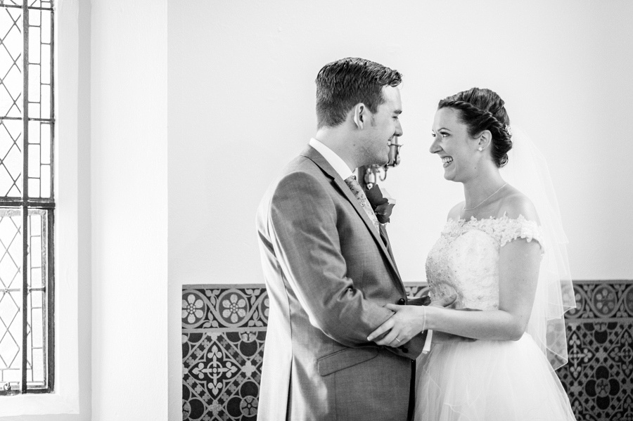 wedding, church, St Augustine