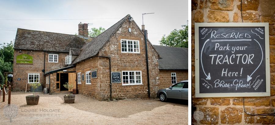 Hollybush Inn, Priors Marsden, pub, wedding, reception