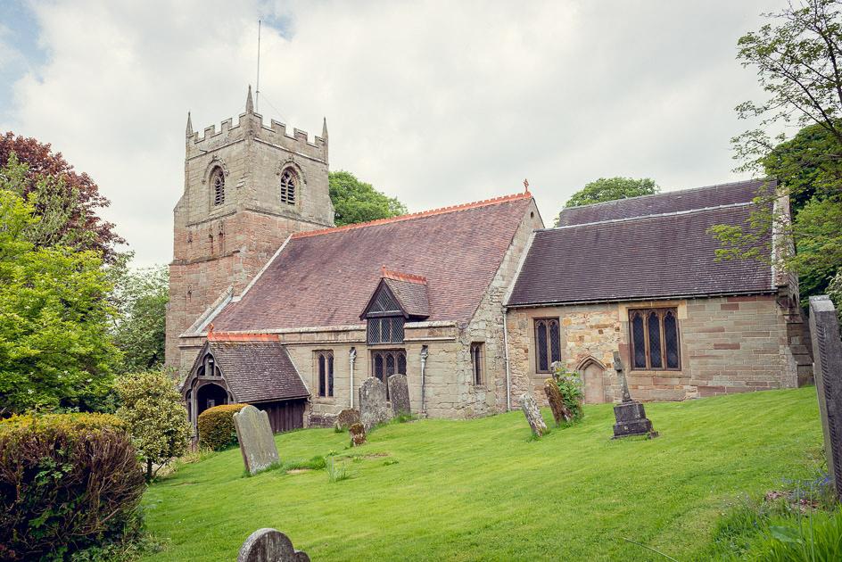 St Leonard's Church Beoley Redditch Worcestershire