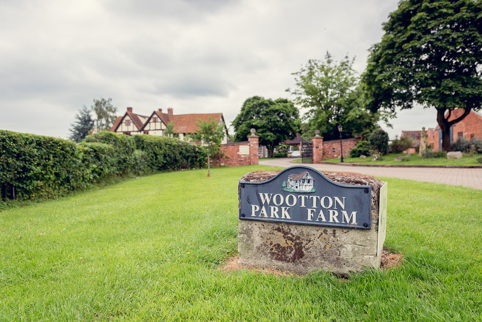 Wootton Park Farmhouse in Warwickshire
