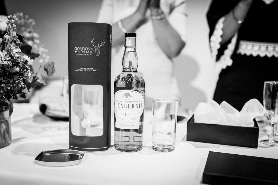 wedding whisky