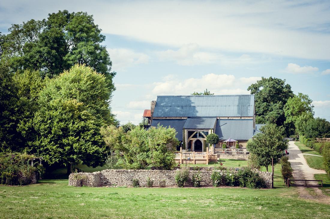 Cripps Barn in Bibury