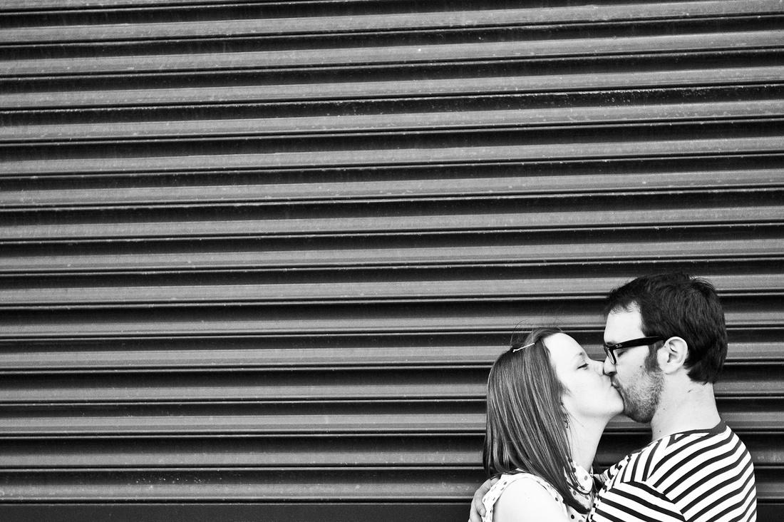 alternative engagement wedding photography Birmingham Fazeley Studios