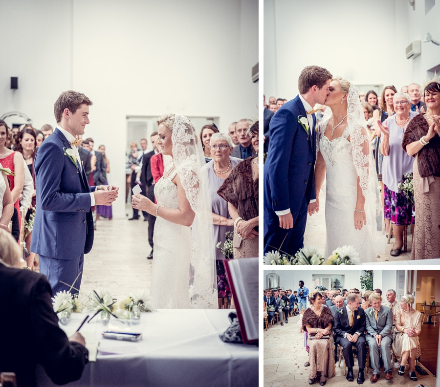 Wedding Photography at Fazeley Studios in Birmingham relaxed natural vintage