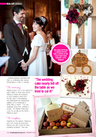 Wedding Ideas magazine  feature 3