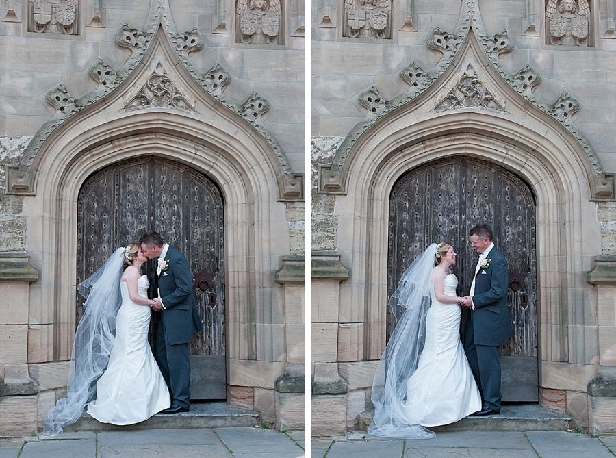 Stratford wedding