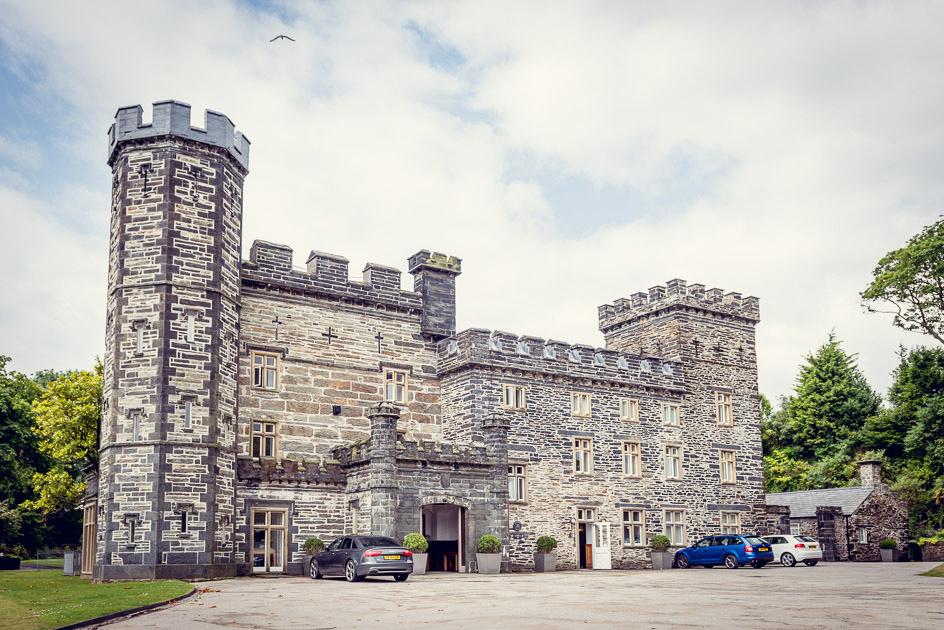 Castle Deudraeth