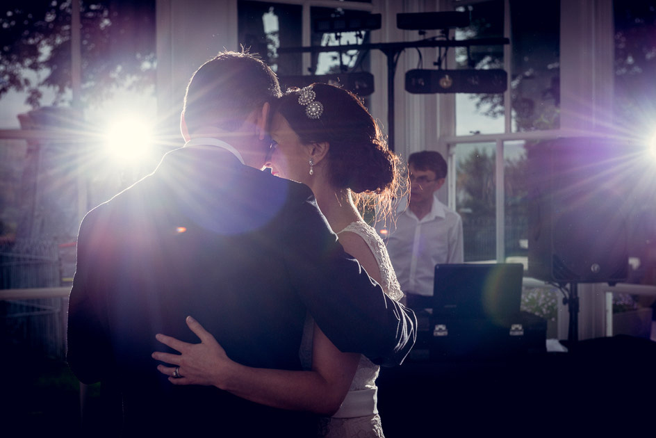 First dance at Castle Deudreth