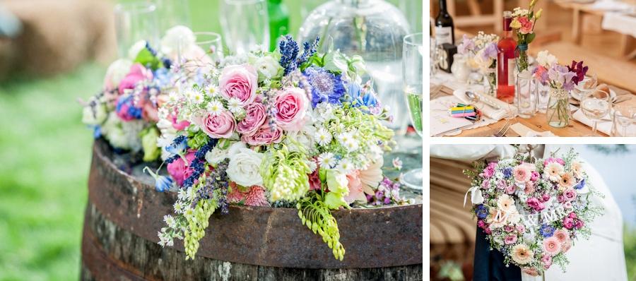 Lilyfee, flowers, wild, natural, bouquet