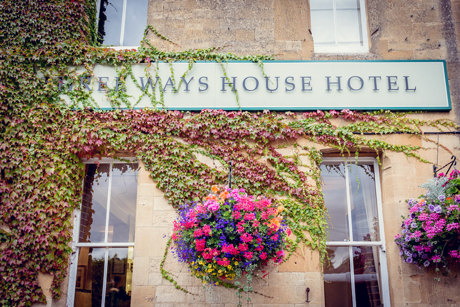 Three Ways House Hotel in Gloucestershire