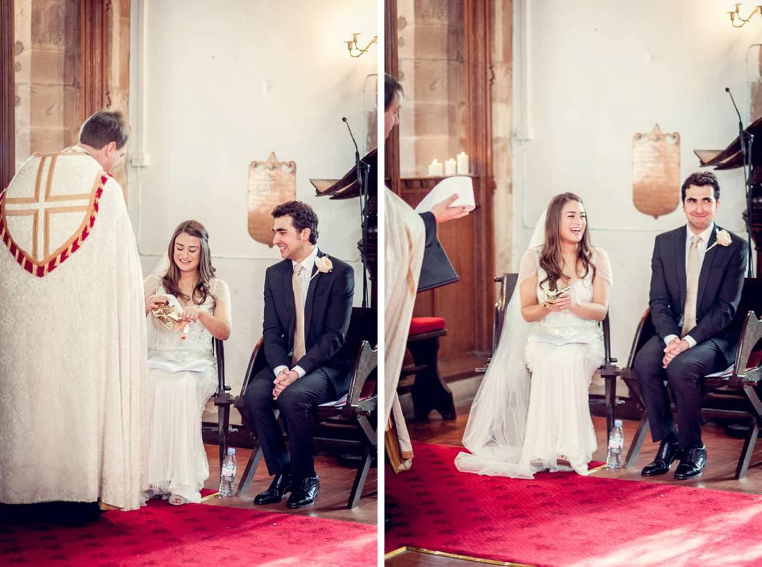 An Autumn Wedding at Hampton Manor