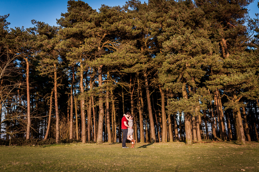 Kat & Matt Pre-Wedding Photoshoot with Louise Holgate Wedding Photography Birmingham