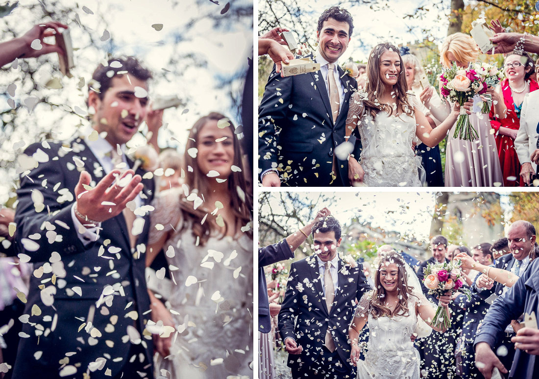 An Autumn Wedding at Hampton Manor