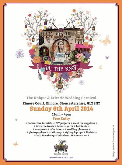 alternative wedding fair Gloucestershire Spring 2014 Elmore Court