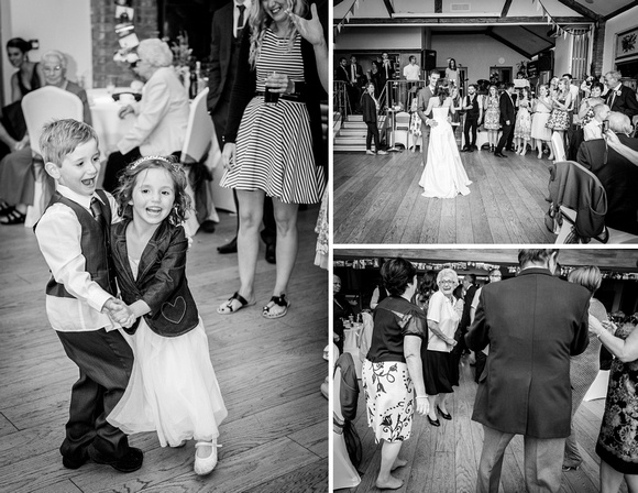 wedding photography at wootton park in warwickshire dancing