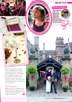 Wedding Ideas magazine  feature 4